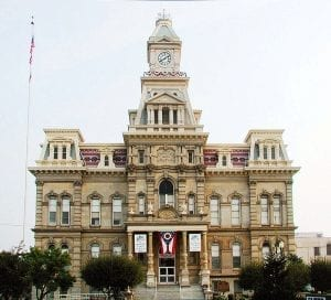 Image of the Muskingum County Courthouse