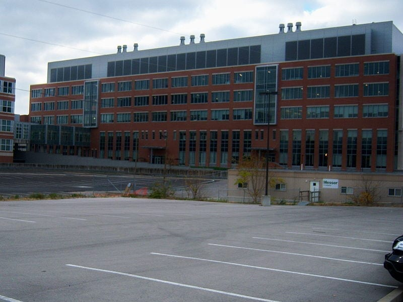 Image of The UK Biological-Pharmaceutical Building