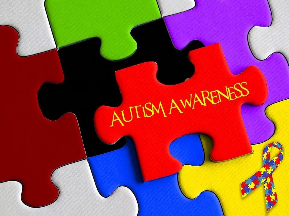 Image of an Autism Awareness Graphic