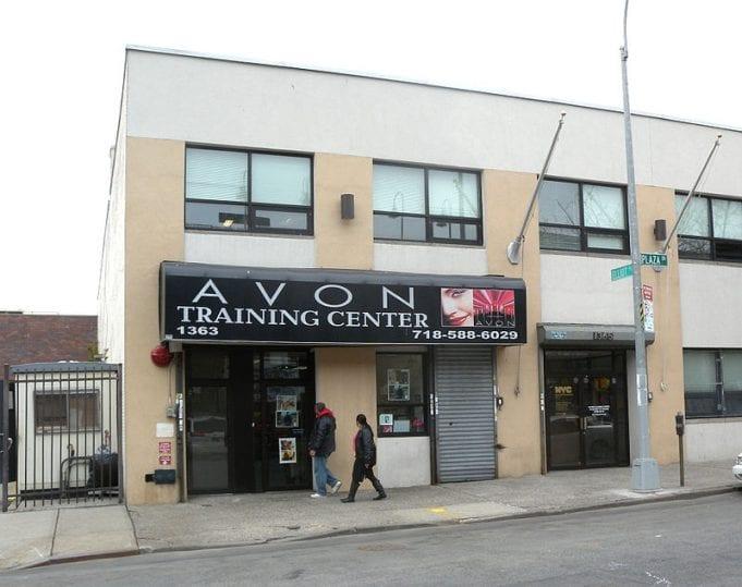 Image of an Avon Training Center