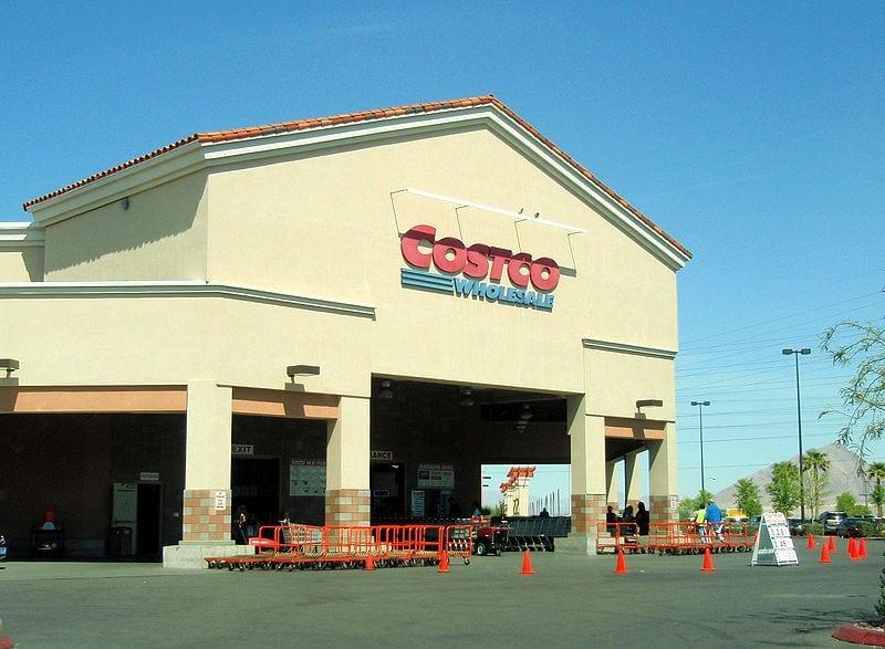 Image of a Costco in Henderson, Nevada