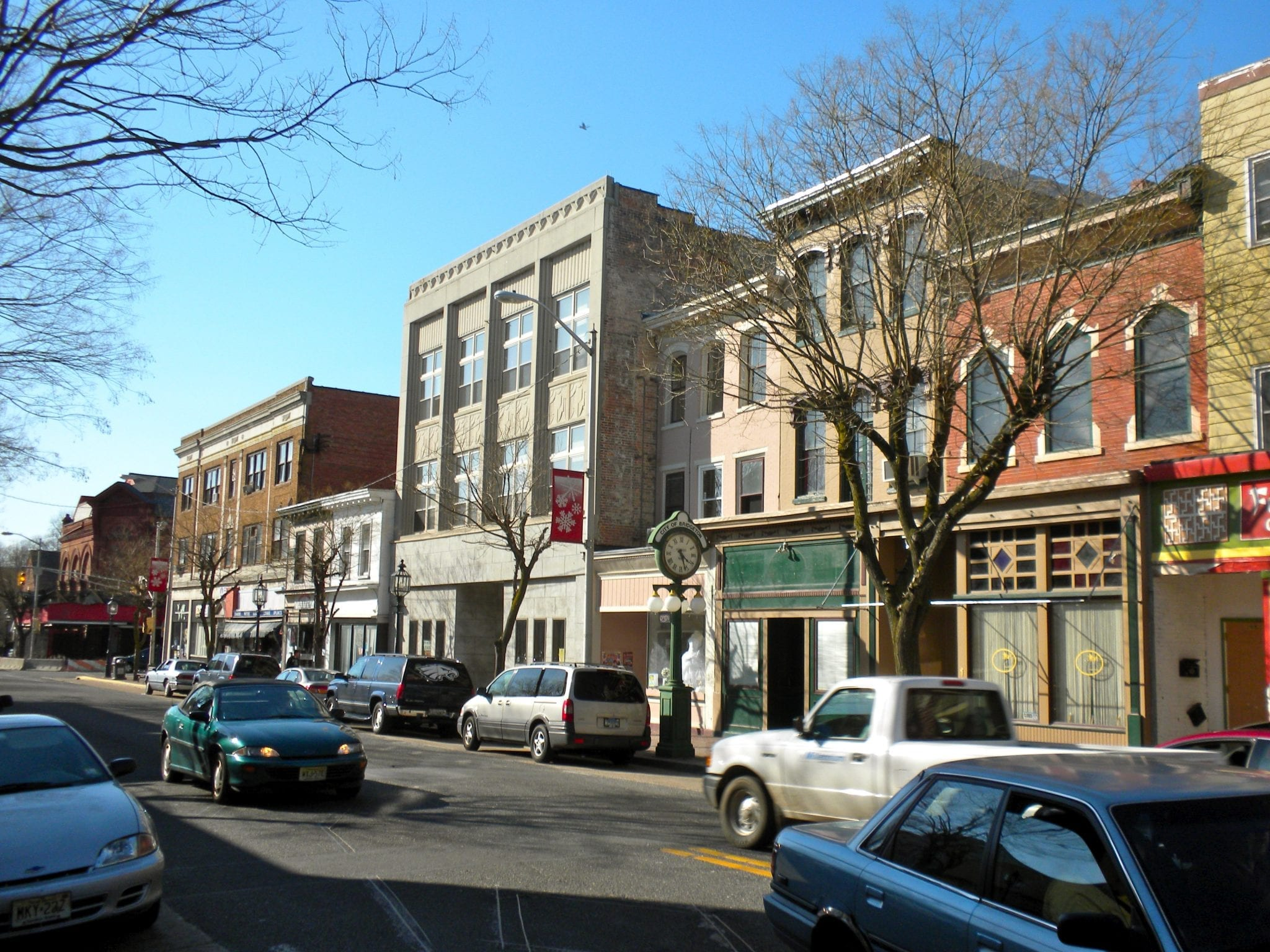 Image of Downtown Bridgeton, NJ