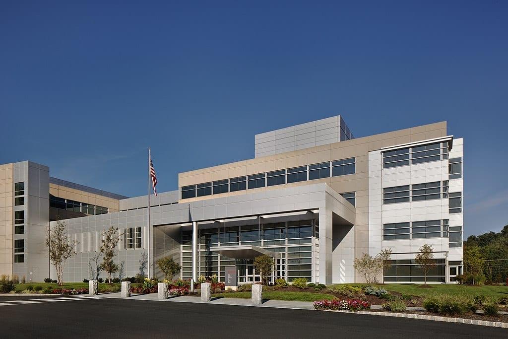 Image of Honeywell International, Inc. Headquarters in Morris Plains, New Jersey