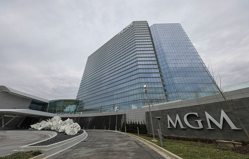 MGM National Harbor Hotel and Casino