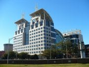 Image of the Mobile Government Plaza in Mobile, Alabama