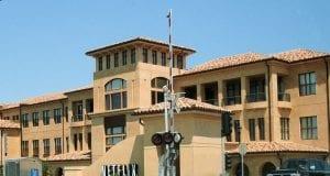Image of Netflix's headquarters in Los Gatos, California