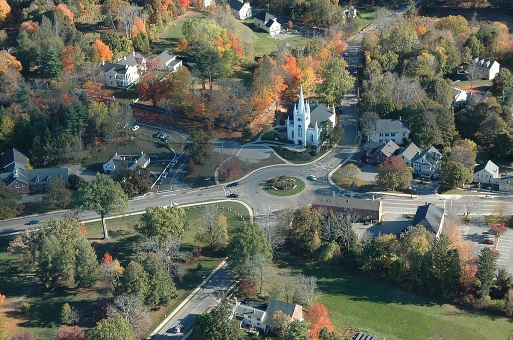 Image of North Andover, Massachusetts