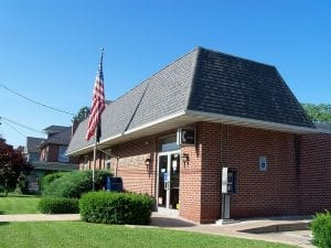 Image of Post Office in Millersville, PA