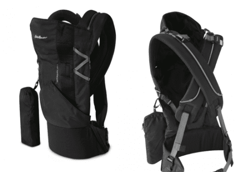 Image of the Recalled Eddie Bauer First Adventure Infant Carrier