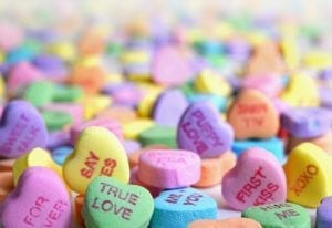 Image of Valentine's Day Candy