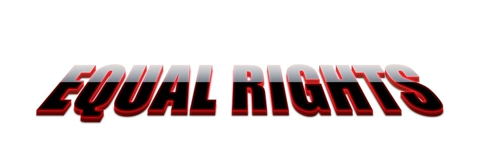Equal Rights Graphic
