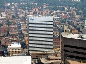 Kroger Headquarters in Cincinnati, Ohio