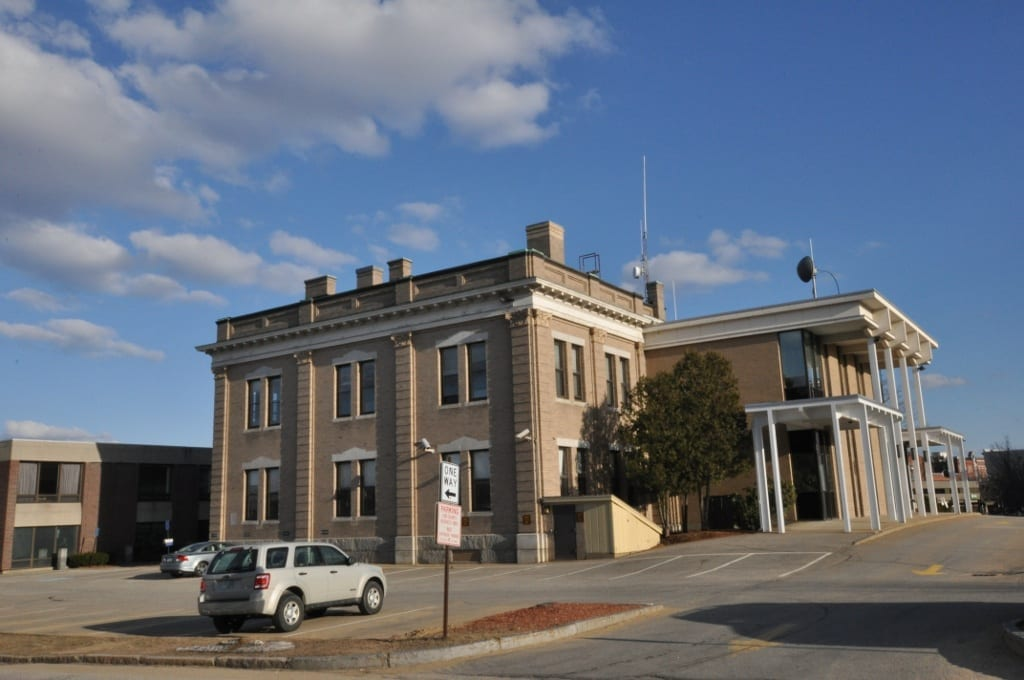 Image of Merrimack County Courthouse, Concord, New Hampshire