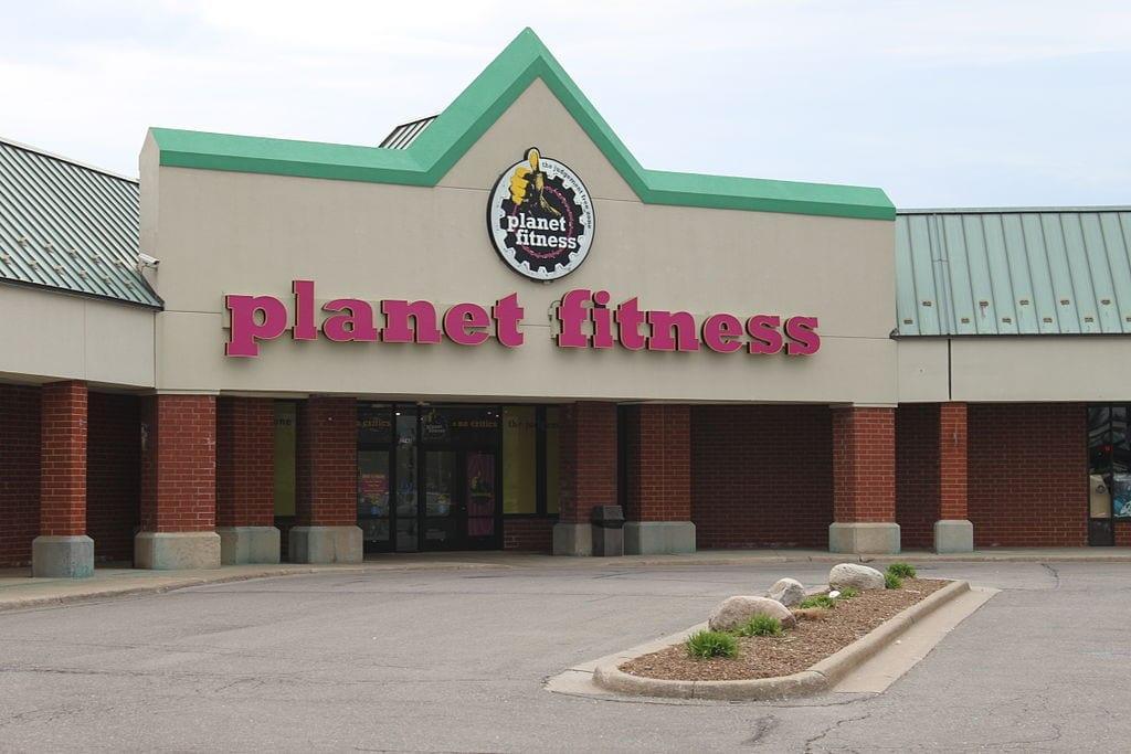 Planet Fitness location in Ypsilanti Twp., Michigan
