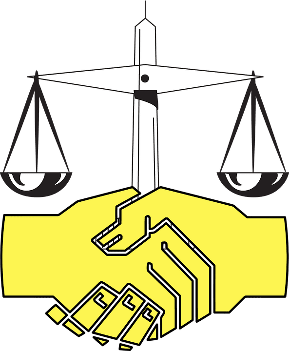 Settlement agreement graphic