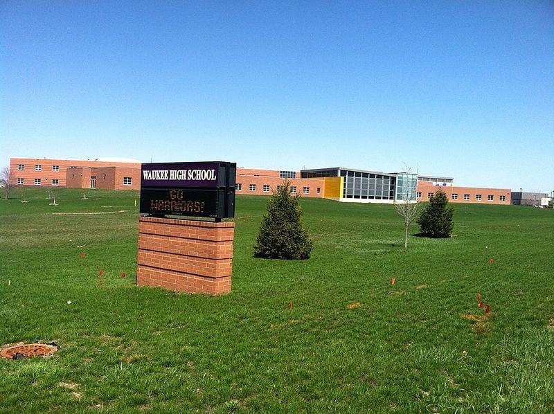 Waukee High School
