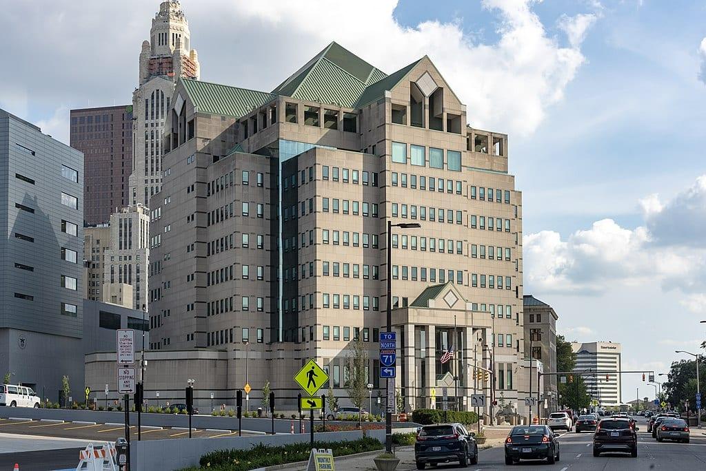 Columbus Police Headquarters