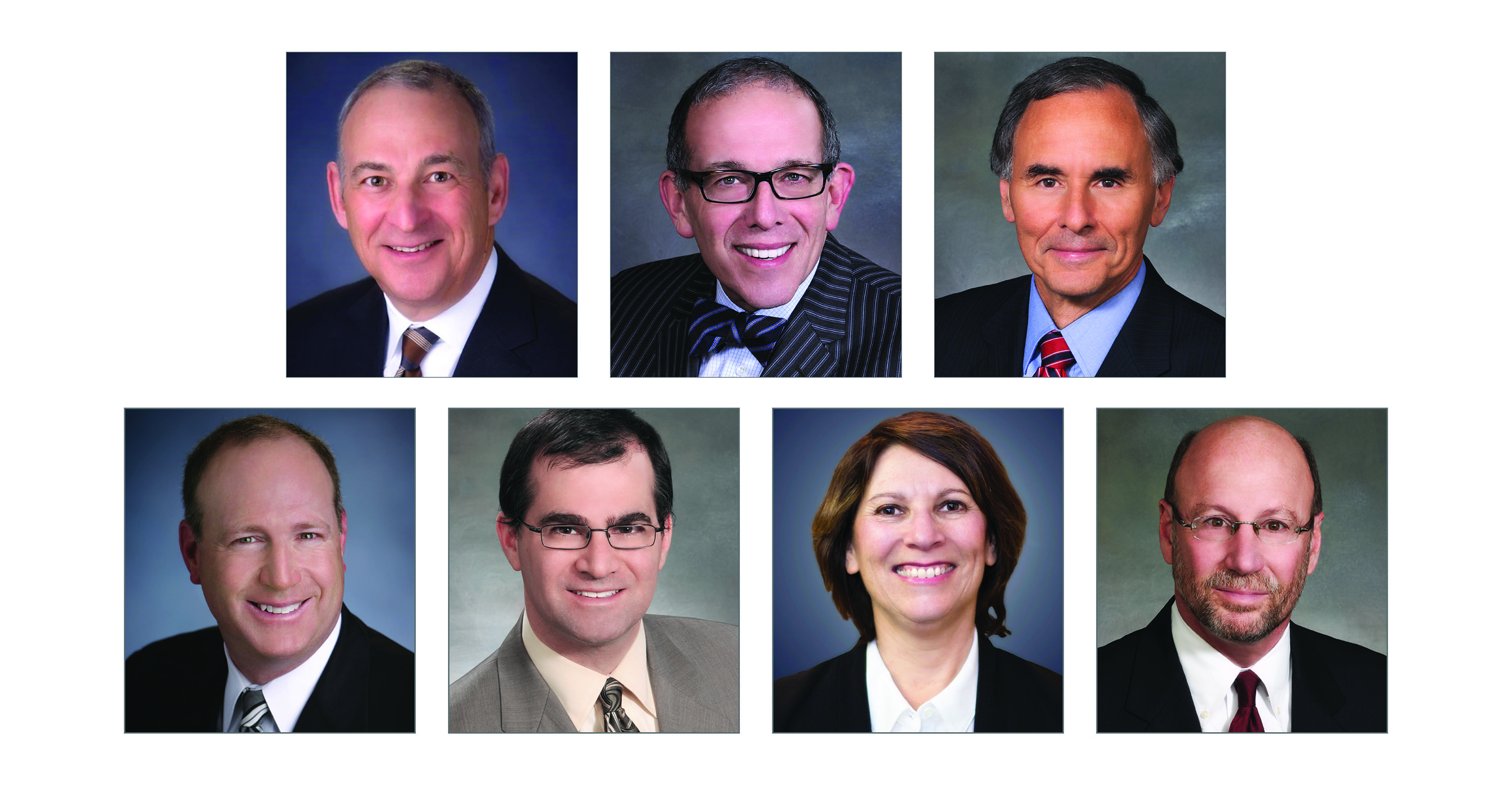 Maddin Hauser attorneys honored by DBusiness Magazine; image courtesy of Maddin Hauser.