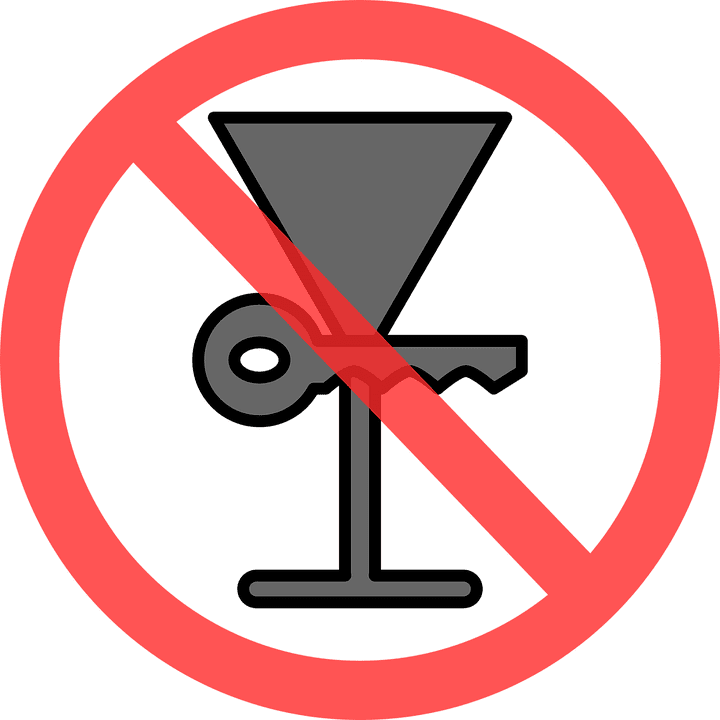DUI graphic