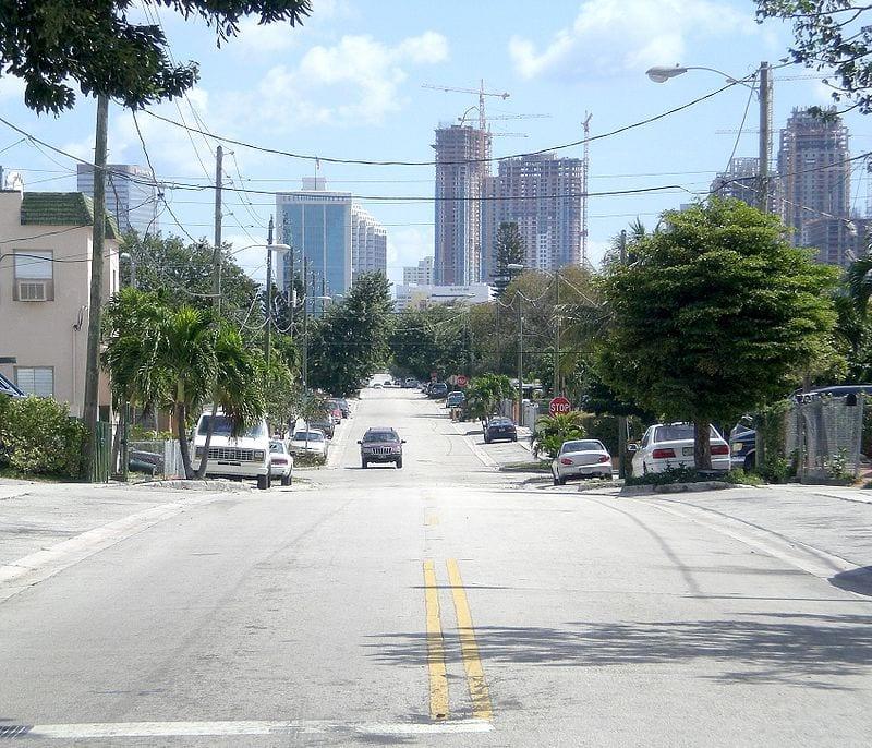 Downtown Miami, Florida