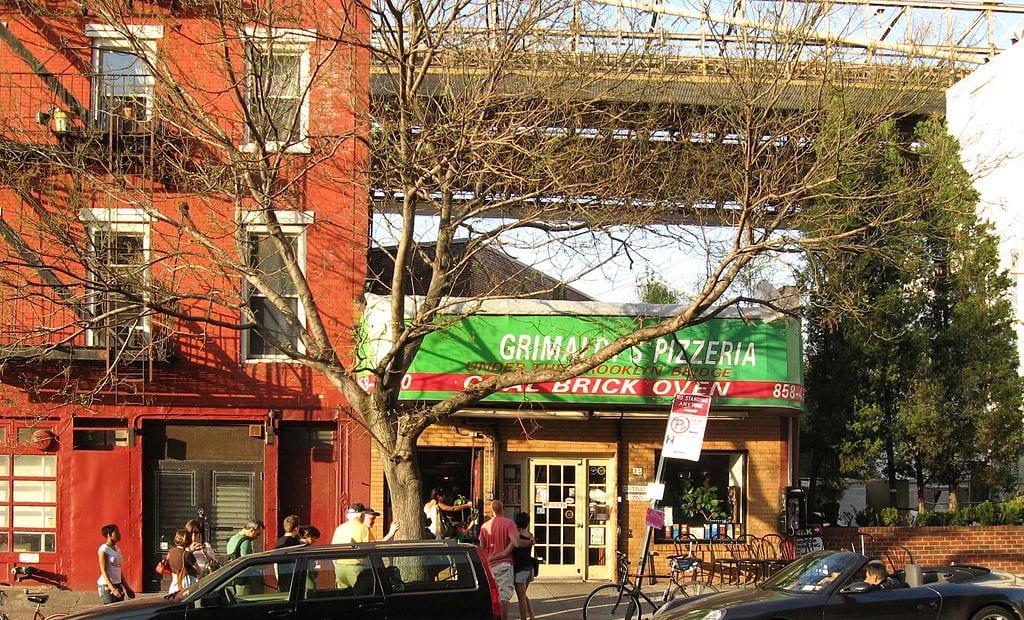 The original Grimaldi's Pizzeria