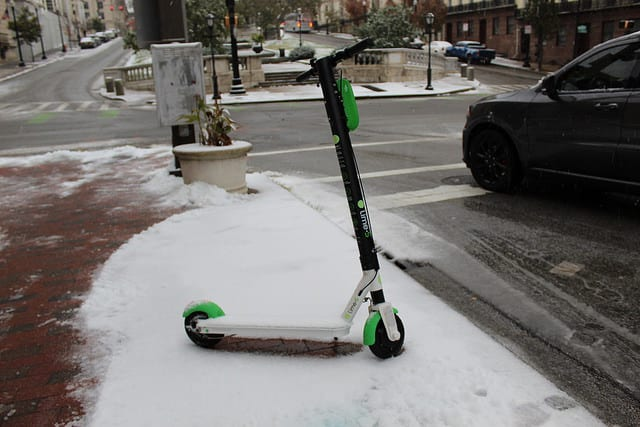 Lime Tells Electric Scooter Riders to Beware the Dangers of