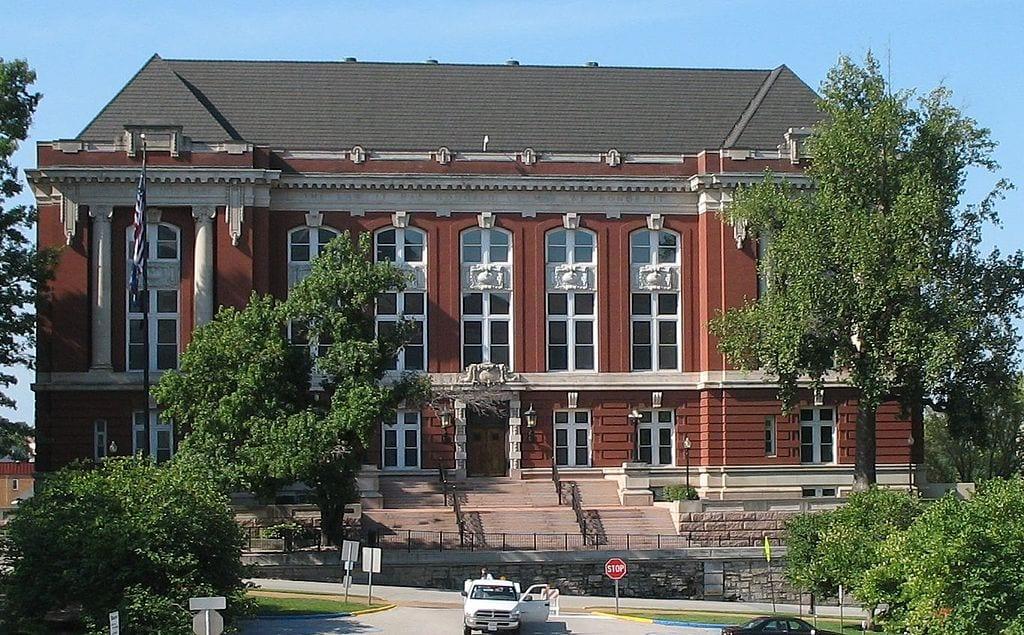 Missouri State Supreme Court Building