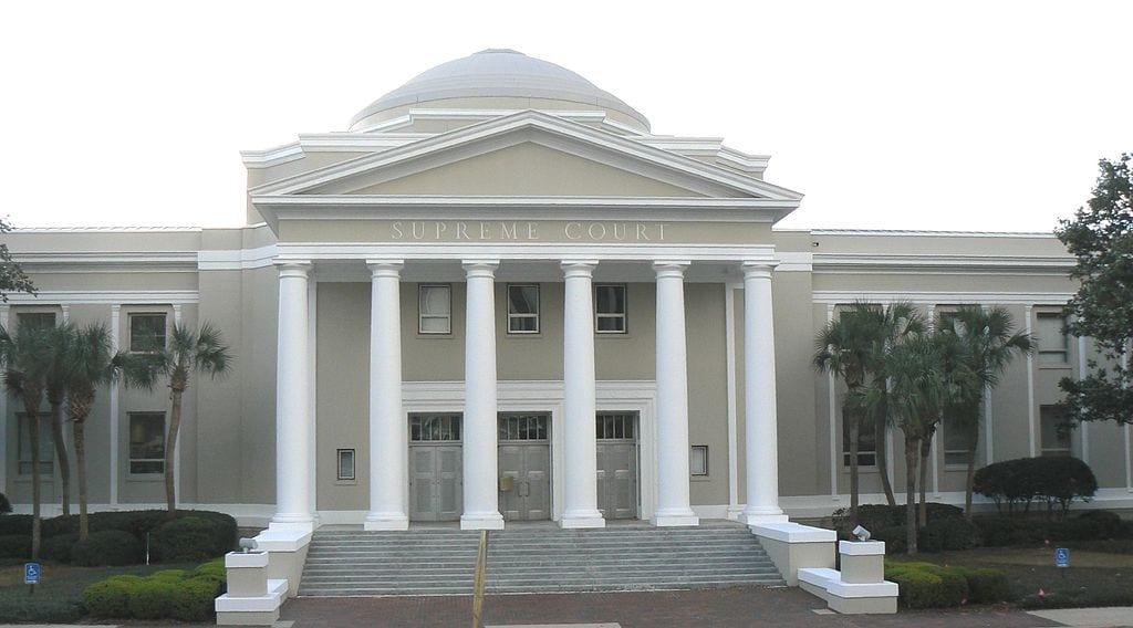 The Florida Supreme Court building