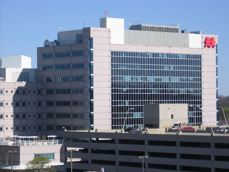 Part of the Vanderbilt University Medical Center Campus
