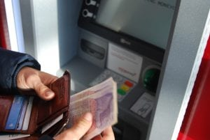 Destroying ATMs for 'Too Much Cash' and Other Strange Stories