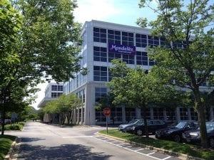 Mondelēz International Headquarters in Deerfield, IL