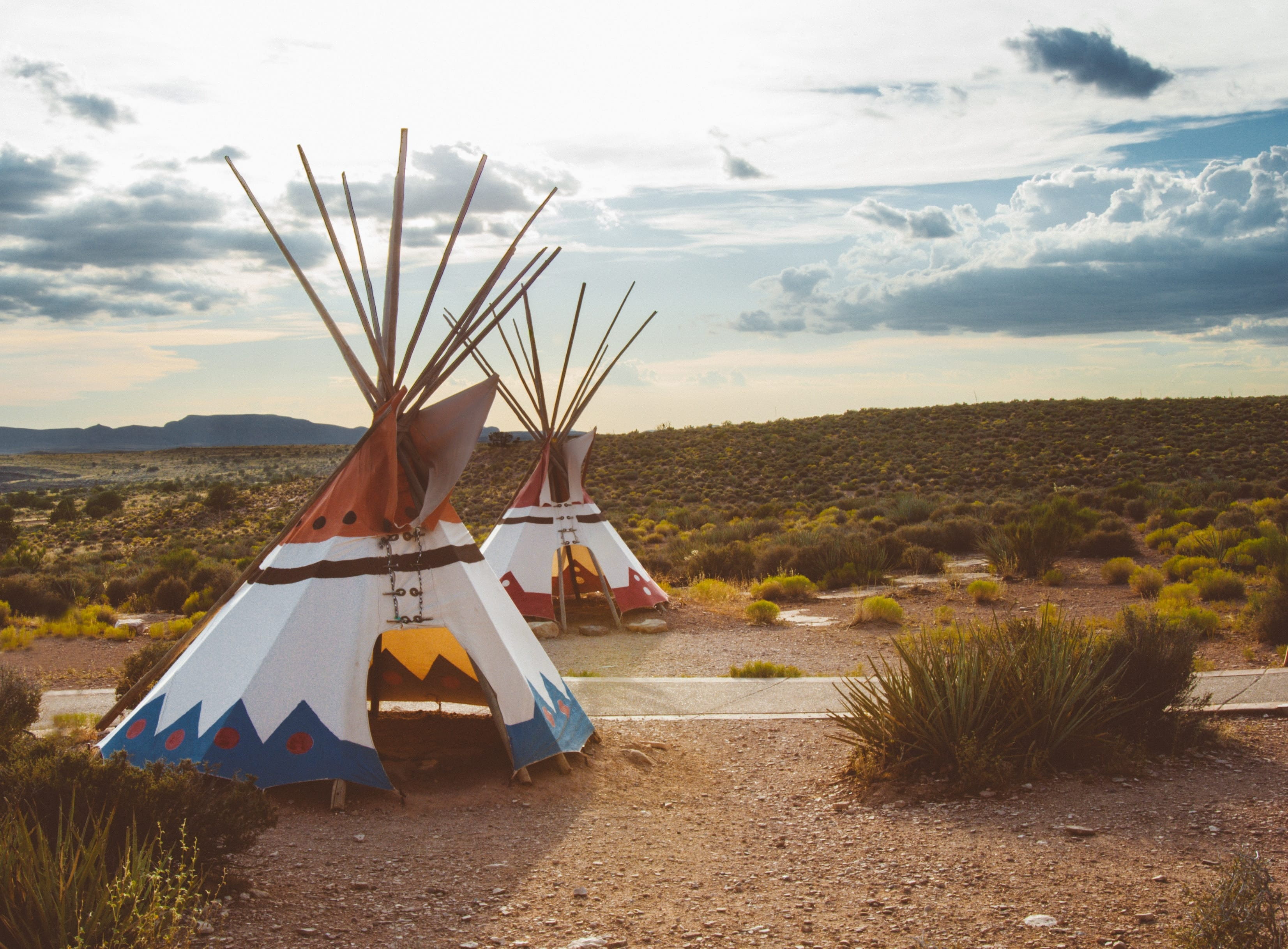 Native Americans Need to Know their Land will be Protected