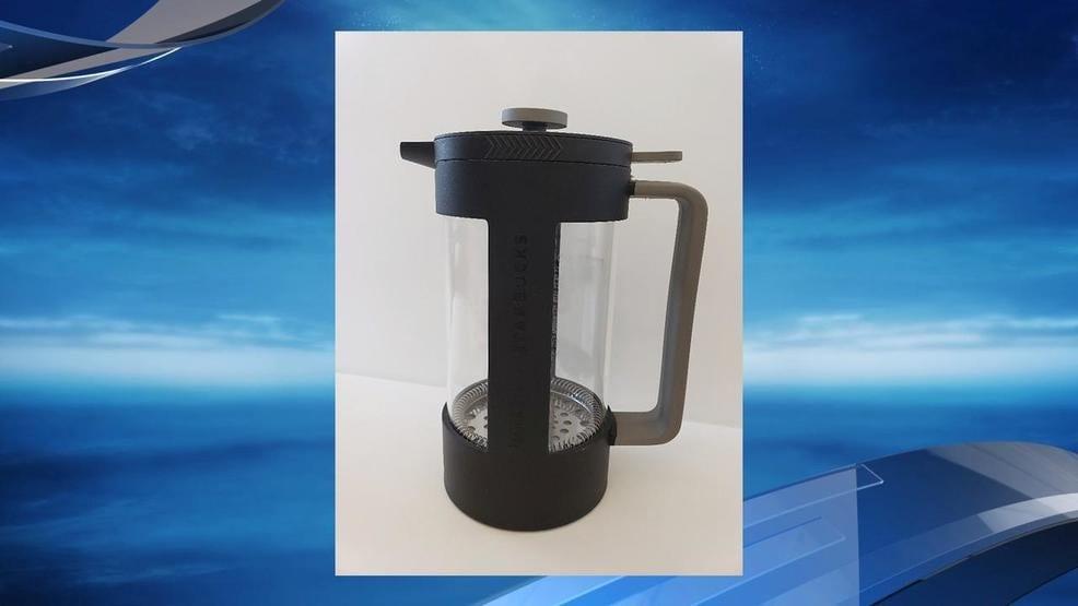 Recalled Bodum Coffee Press