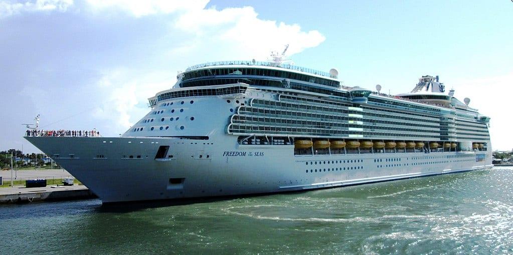Freedom of the Seas Cruise Ship