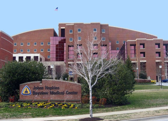 Johns Hopkins Bayview Medical Center