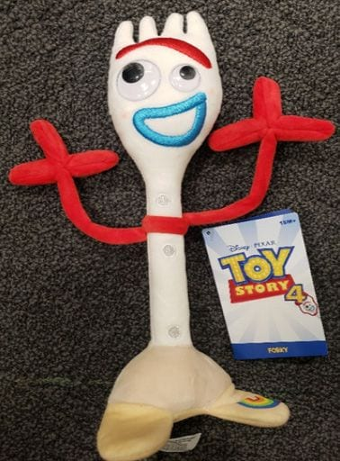 Recalled 'Forky' Toy