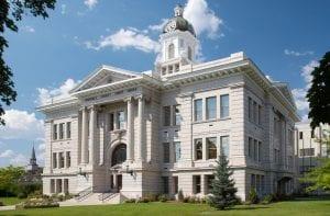 Missoula County Courthouse, Missoula, MT