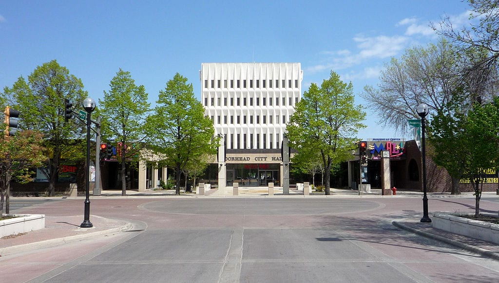 Moorhead City Hall
