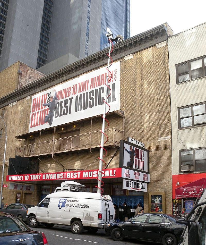NY1 Broadcast Van