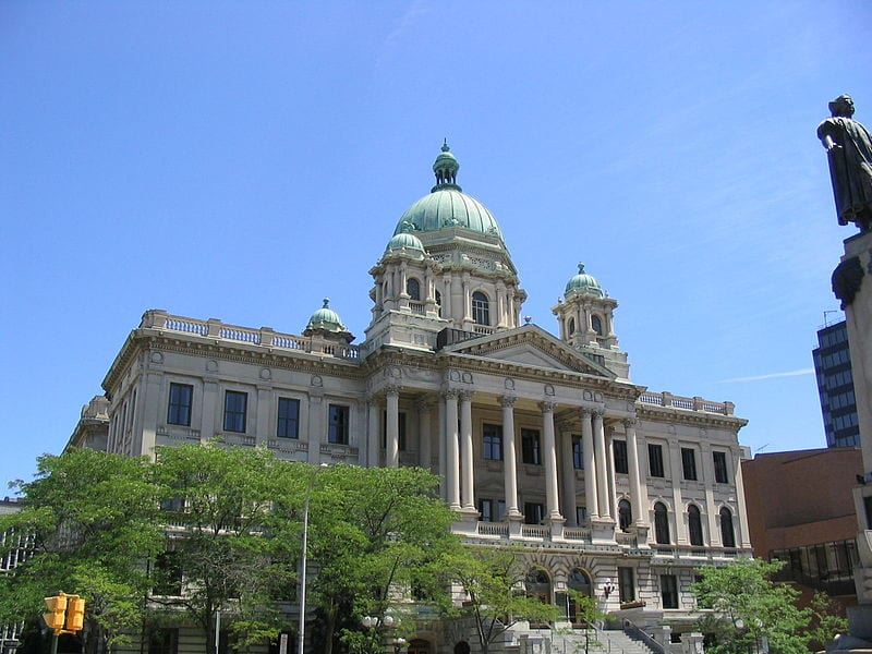 Onondaga County Courthouse