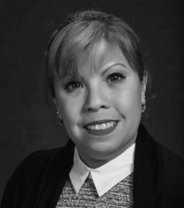 Amber Pang Parra; image courtesy of Legal X 2019.