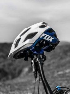 Fox helmet; image by Ahmad, via Unsplash.com.