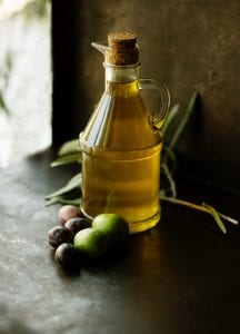 Woman Uses Olive Oil for Cleansing While Authorities Confiscate Faux-Oil