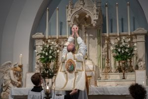 Michigan Priest Charged With False Imprisonment of a Minor