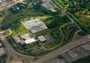 General Mills' corporate campus in Golden Valley, Minnesota