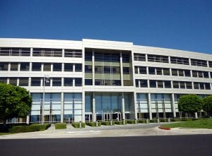 Taco Bell's current headquarters in Irvine, California