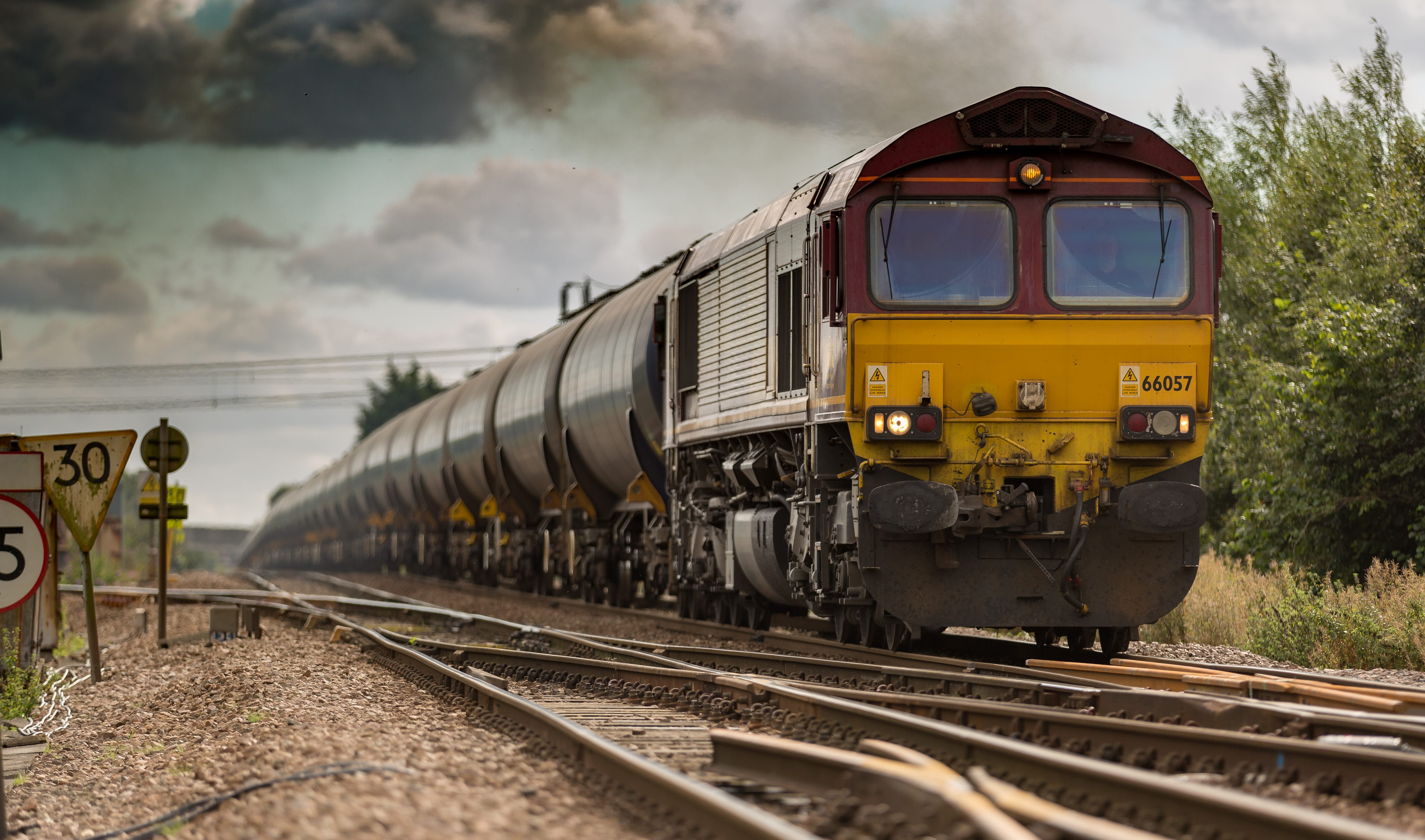 Fatal Train Collisions are on the Rise