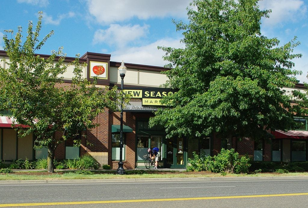 New Seasons Market in Hillsboro, Oregon