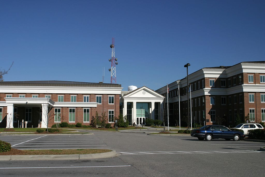 Horry County Government and Justice Center