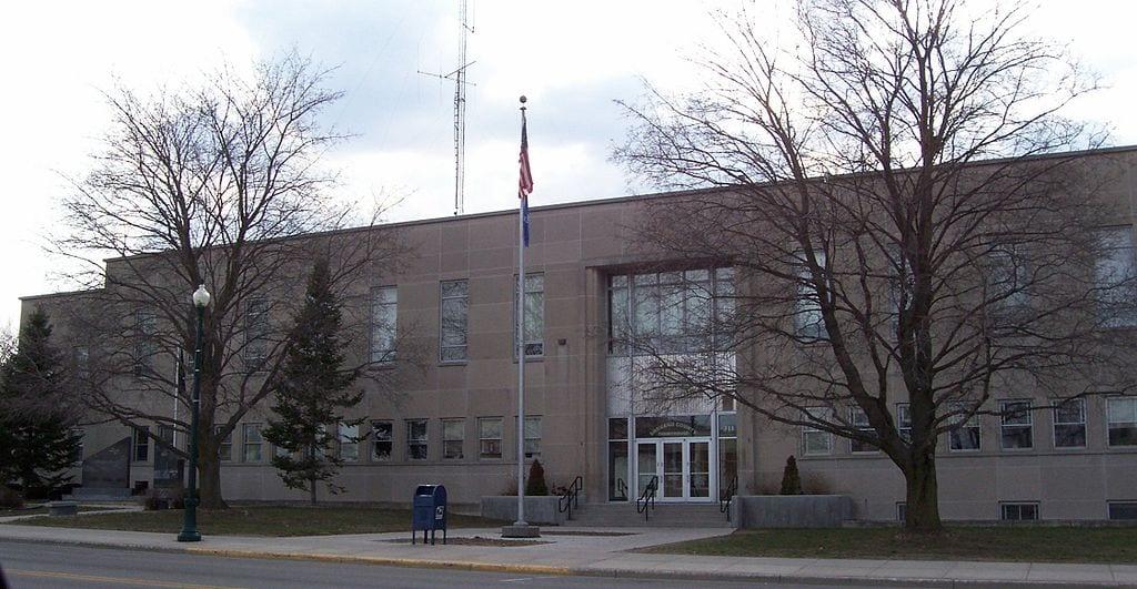 Shawano County Courthouse